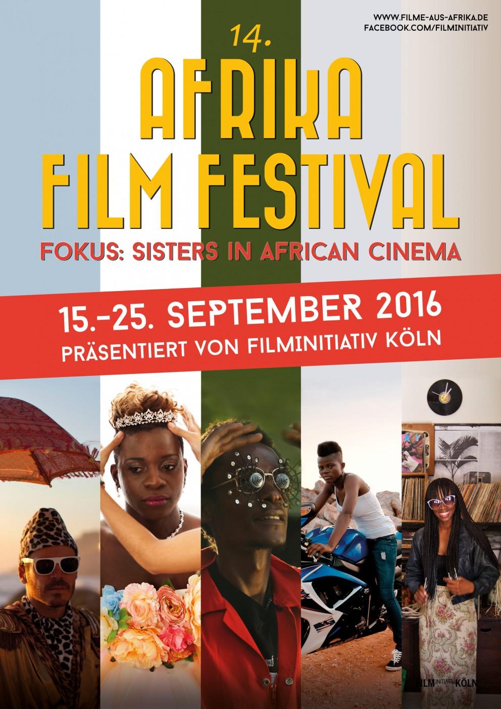 14. AFRIKA FILM FESTIVAL KÖLN